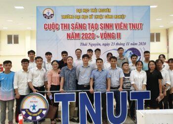 Sản phẩm sáng tạo sinh viên TNUT 2020 – Mã số ST20: Máy bán hàng tự động và hệ thống quản lý thông minh